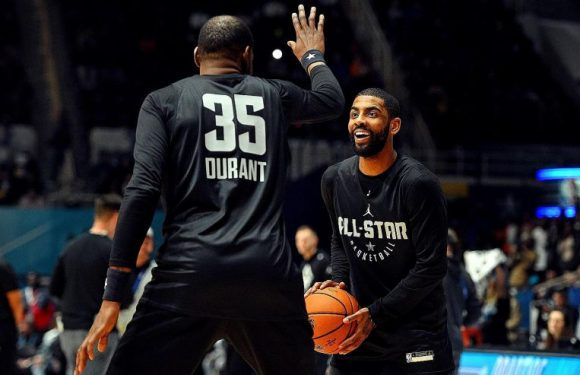 Basketball: Anthony Davis, Kyrie Irving ready to play at NBA All-Star Game