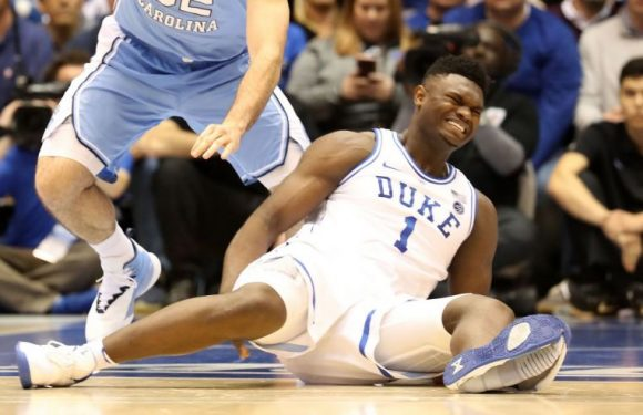 Basketball: Nike in damage control after college star's shoe shreds