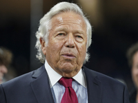 Patriots owner Robert Kraft charged with solicitation