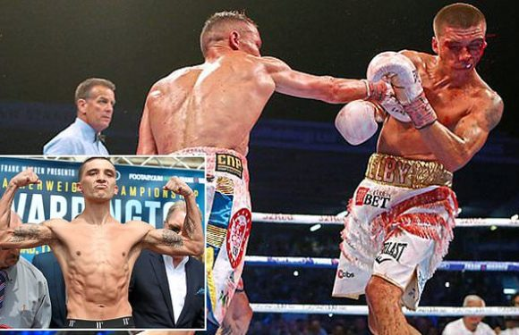 Lee Selby: 'I tricked my own body to believe I was eating'