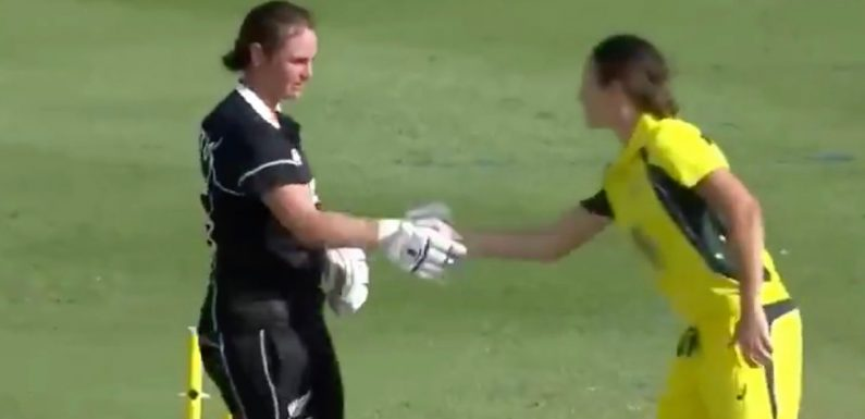 Nobody can believe what happened after bizarre wicket during cricket match