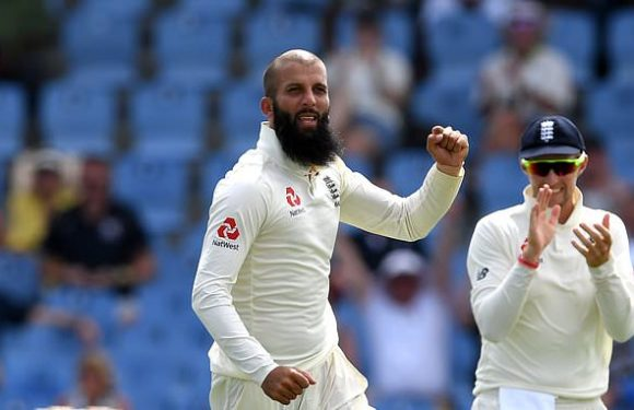 England's Moeen Ali believes sledging can easily be curbed
