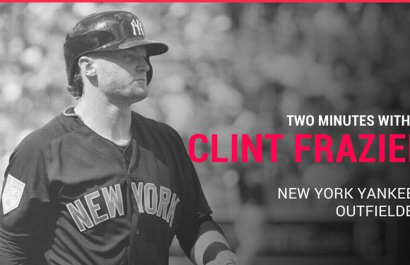 Yankees' Clint Frazier talks first baseball memory, binge-worthy TV and more