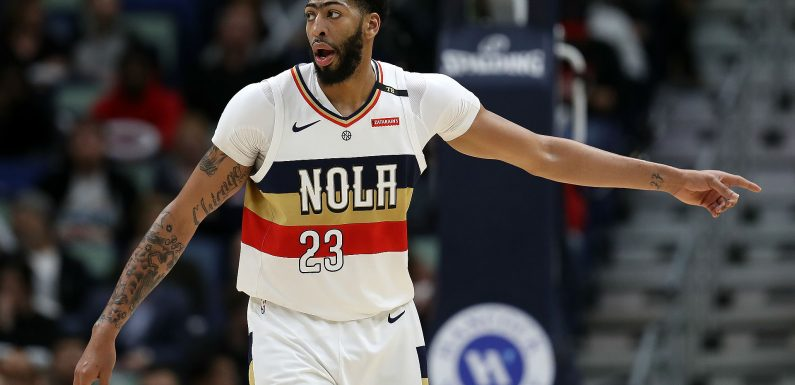 NBA trade rumors: Celtics 'determined' to acquire Anthony Davis, have asked Pelicans to hold off moving him