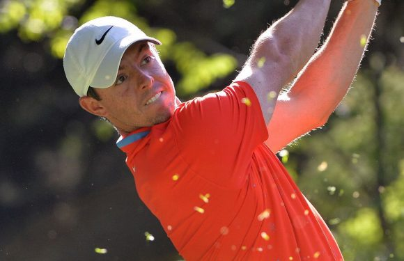 McIlroy opens with 63 for 1st-round lead in Mexico