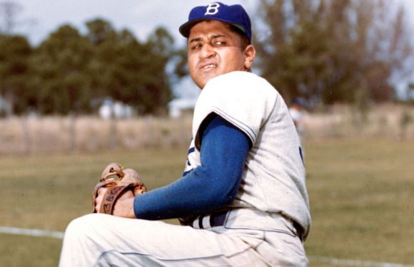 Former Dodgers pitching great Newcombe dies