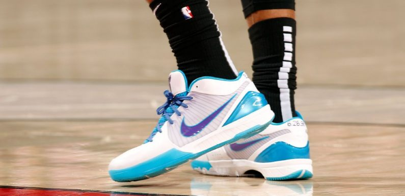 Who had the best sneakers of Week 17 in the NBA?