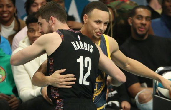 All-Star 2019: Stephen Curry outduelled by Brooklyn Nets' Joe Harris in Three-Point Contest
