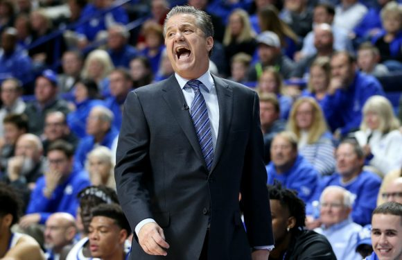 On further review, Calipari might be wrong about basket interference replay being 'easy' fix