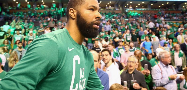 Marcus Morris on current state of the Celtics: 'It's not fun'