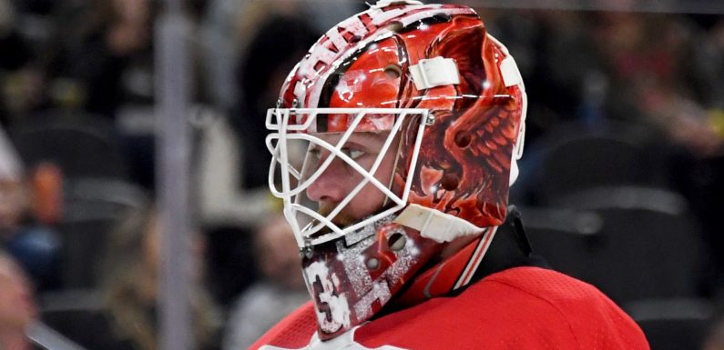 Hurricanes' Scott Darling to take leave of absence from team