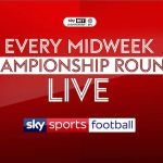 Every midweek Sky Bet Championship match live on the red button with Sky Sports