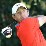 Rory McIlroy hits form in Mexico and earns one-shot lead over Dustin Johnson