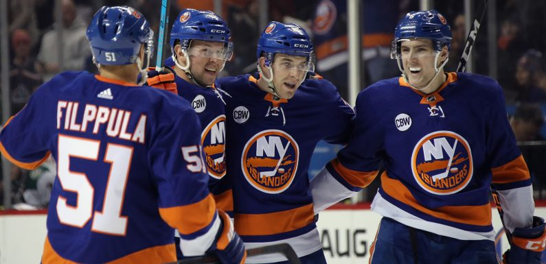 Islanders will play at Nassau Coliseum in first round if they make playoffs