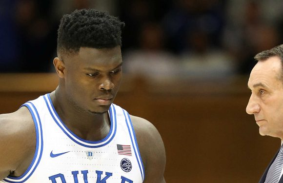 Calls for Zion Williamson to 'shut it down' at Duke are irrational, irresponsible