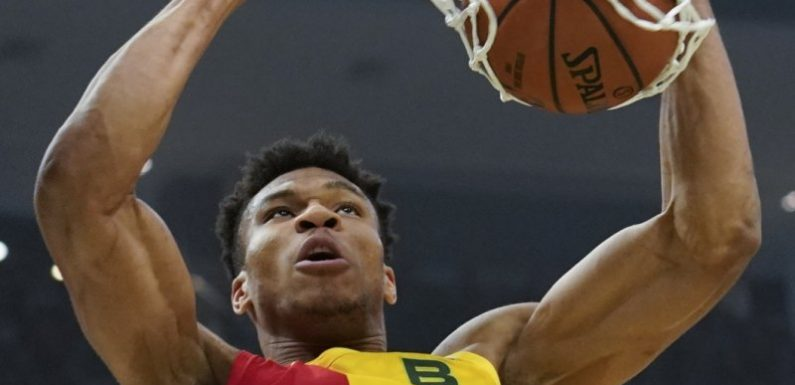 Antetokounmpo turns it on as Bucks hammer Cavaliers