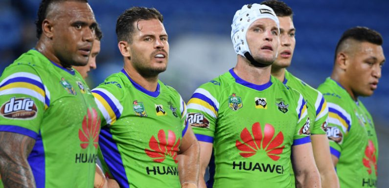 Canberra Raiders determined to avoid Gold Coast repeat