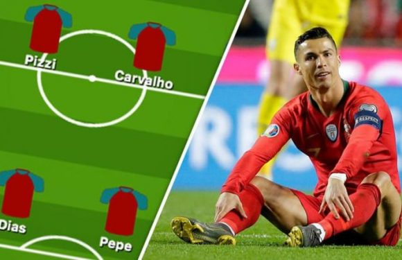 Portugal team news vs Serbia: Predicted line up – Ronaldo injury doubt, Wolves duo dropped