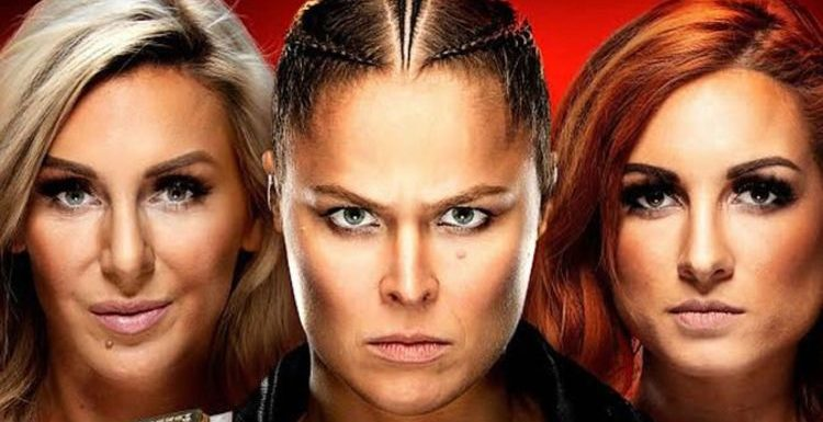WWE announce Ronda Rousey, Becky Lynch and Charlotte Flair will HEADLINE WrestleMania