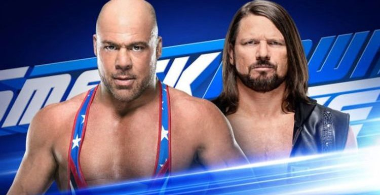 WWE SmackDown PREVIEW: Becky Lynch and Charlotte Flair update, Kurt Angle vs AJ Styles
