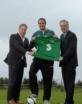 Irish football's primary sponsor Three Ireland have been 'in contact with the FAI regarding recent matters'