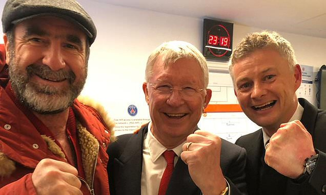 United pulled off miracle in Paris but let's not forget Fergie Factor