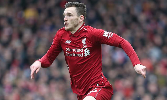 Andy Robertson hails 'massive week' for Liverpool after Fulham win