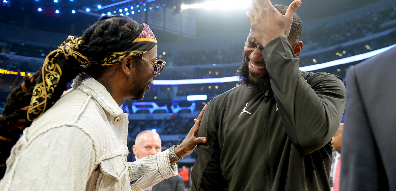2 Chainz advocates for NCAA to pay players on LeBron James-produced album