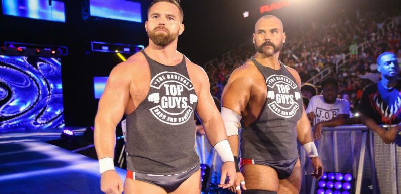 Dash Wilder reveals truth about The Revival 'requesting release from WWE'