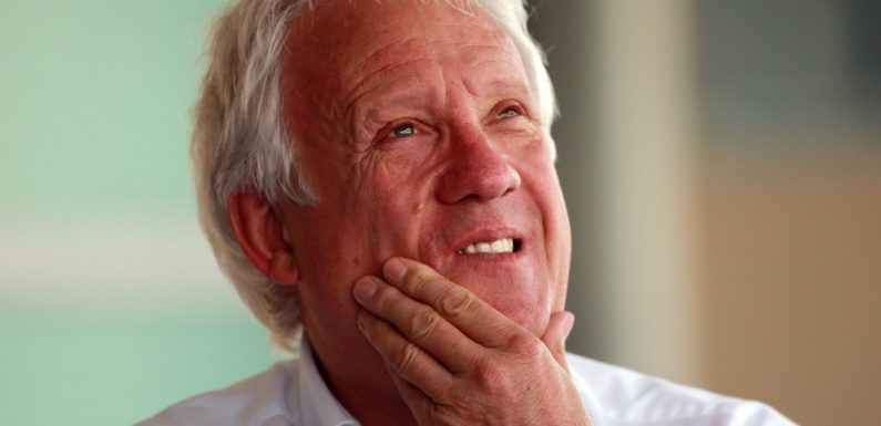 Charlie Whiting death: F1 mourns loss of race director on eve of 2019 season after he dies suddenly, aged 66