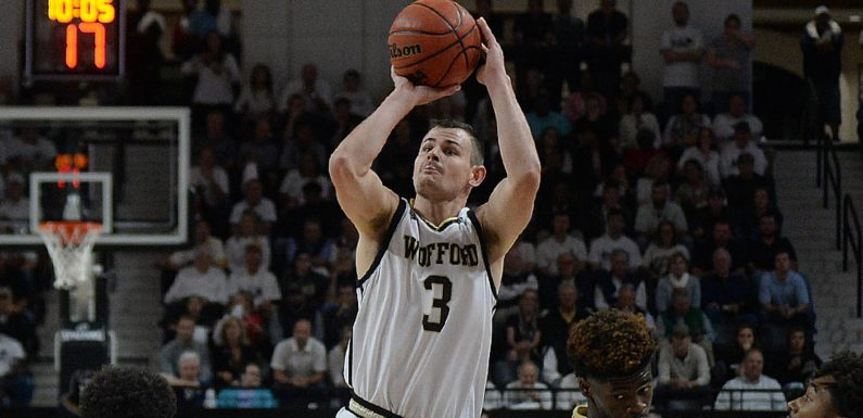 Wofford 3-point star Fletcher Magee discusses unusual shooting style, NBA lessons
