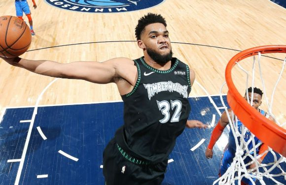 Lowe: Ten things I like and don't like, including Towns' absurd scoring