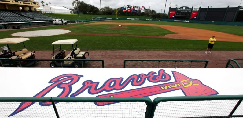 Braves to have two rookie starters in rotation