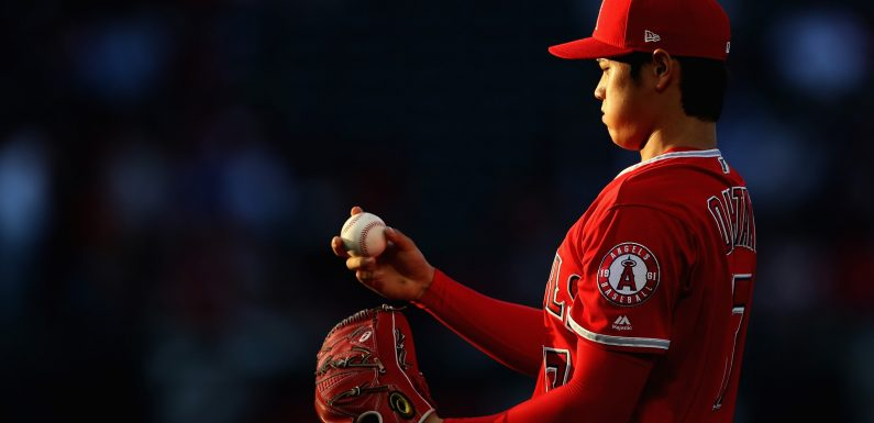 Shohei Ohtani injury update: Angels star playing catch for first time since Tommy John surgery