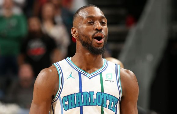 Kemba Walker scores 36 points in Charlotte Hornets comeback win over Boston Celtics