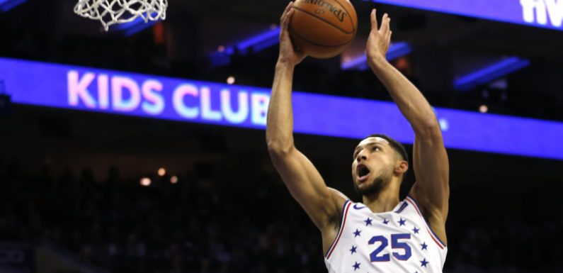 76ers quiet on Simmons partying report, dysfunction at Philadelphia