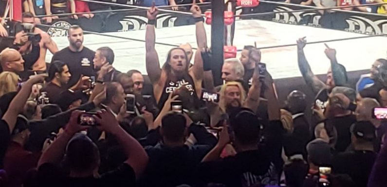Enzo and Big Cass at G1 Supercard: Was their attack real or part of the show?