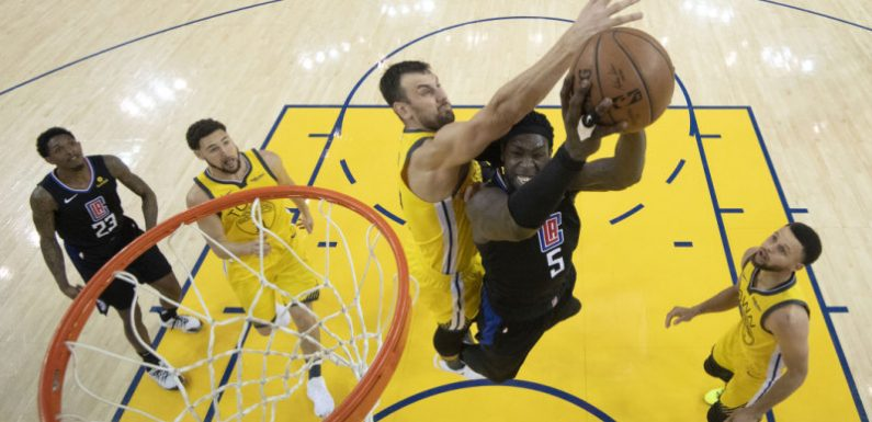 'Lucky to have him': Bogut to start at centre for Warriors
