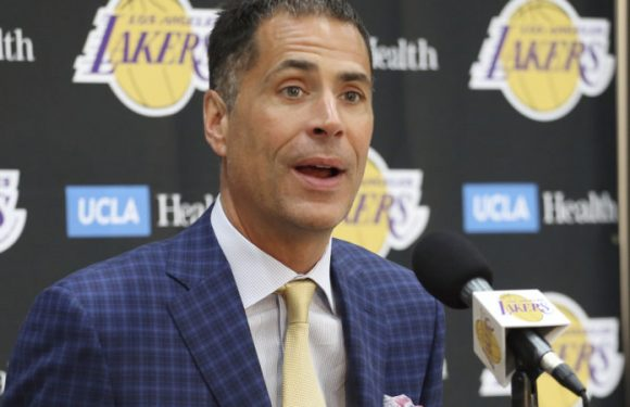 LA Lakers part ways with head coach Luke Walton
