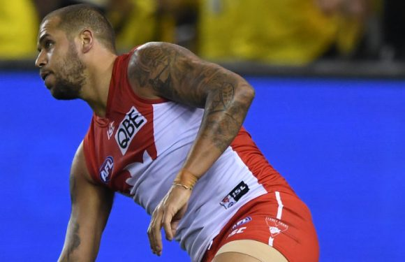 'Someone wanted a headline': Swans dismiss Franklin trade talk