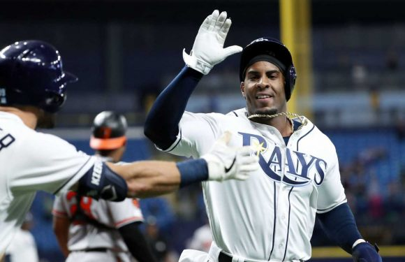 Red-hot Rays – for now, the AL's best – barrel into first battle against champion Red Sox