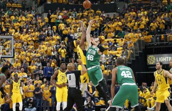 ABC station accidentally switches Pacers-Celtics to 'America's Funniest Home Videos'