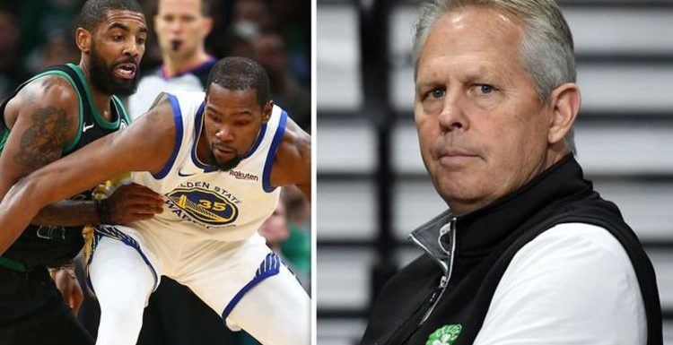 Kevin Durant to join Celtics in SHOCK twist: Boston to land Warriors star AND Kyrie Irving