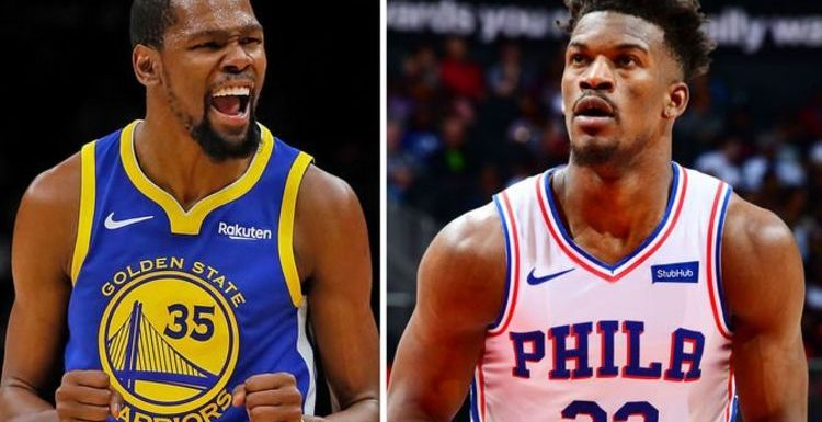 Kevin Durant: NBA executives convinced of summer plan, Jimmy Butler to Lakers claim