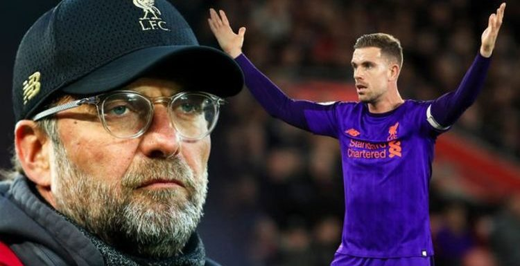 Liverpool news: Jordan Henderson makes Jurgen Klopp demand – I can do MORE