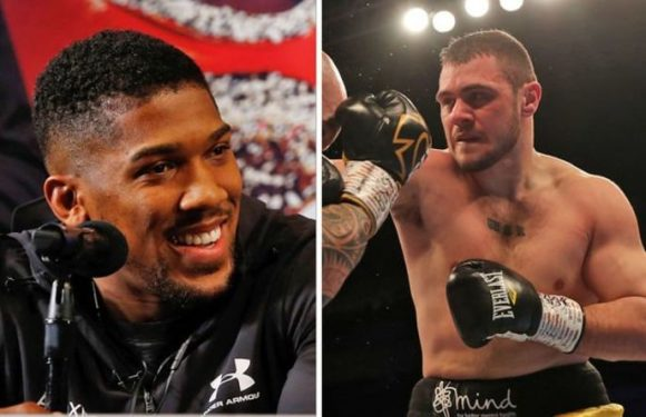 Boxing news: Dave Allen could fight Anthony Joshua, Deontay Wilder after TWO fights