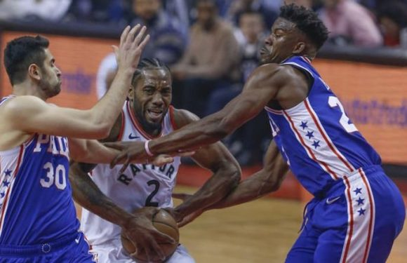 Kawhi Leonard: Did you see what Drake shouted at Raptors star after move on Jimmy Butler?
