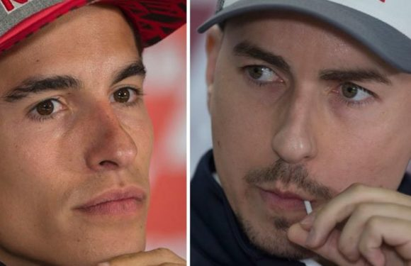 Jorge Lorenzo branded 'peculiar' by MotoGP superstar Marc Marquez