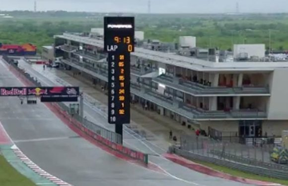 Circuit of the Americas weather forecast: MotoGP in USA facing 'several storm fronts'