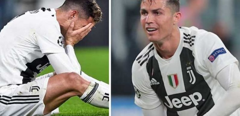 What Cristiano Ronaldo told his mother after Juventus suffered Champions League exit